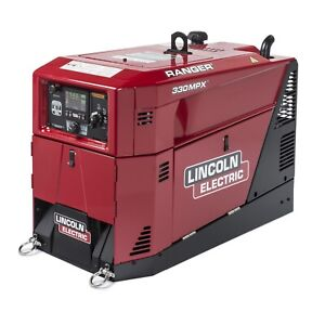 Lincoln Ranger 330mpx Welder generator W gfci k3459 1 With 1 000 Rebate