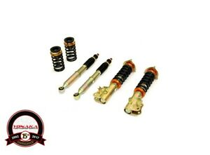 Yonaka 06 11 Honda Civic Spec 2 Adjustable Coilovers Struts Shocks Springs Fa Fg