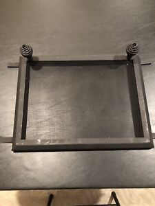 Fireplace Wood Stove Insert Cover Have Fire With Door Open