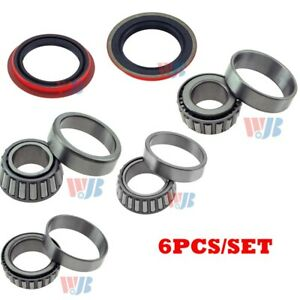 Fit Ford Ranger 2wd Front Wheel Bearings Seals Kit 1995 2011