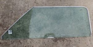 1967 1968 1969 Thunderbird 2 Door Hardtop Oem Lh Driver Sun X Door Window Glass