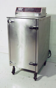 Southern Pride Sc 200 Smoke Chef Oven Electric Bbq Smoker Stainless 20