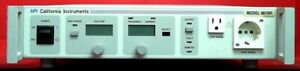 California Instruments 801rp if Programmable Ac Power Source 800va Single Phase