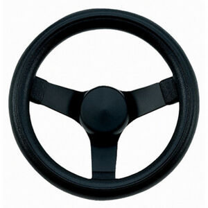 Grant 850 Black Paint Steel 10 1 4 In Performance Series Steering Wheel