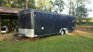 Ready To Work 8 5 X 24 Pull Behind Used Street Food Concession Trailer Sale I