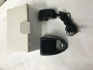 New Opticon Crd 9723 ru Charging Dock For Barcode Scanner 10935 With Ac Adapter