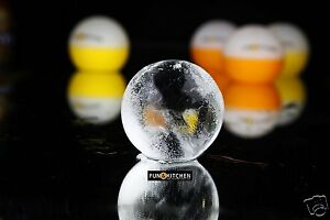 Mould Cubes ice Spheres Size XXL 4 Moulds of 2 38in de Diameter Whiskey $157.46