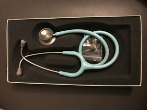 3m Littmann Classic Ii S e Stethoscope 28 71 Cm Teal Used Mint Condition