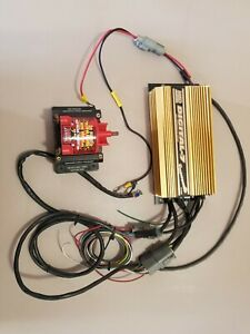 Msd 7530 Digital Ignition Box And 8251 Coil