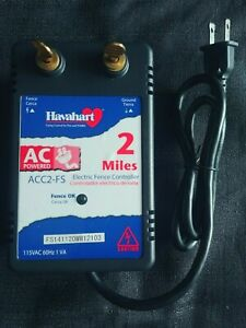 New Havahart 2 Miles Electric Fence Pet Controller Acc2 fs Animal Containment
