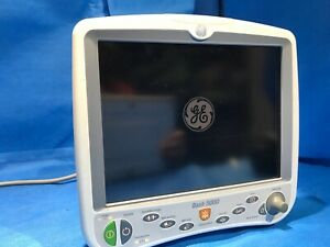 Ge Dash 5000 Multi parameter Patient Monitor Ecg Masimo Spo2 Nibp Printer