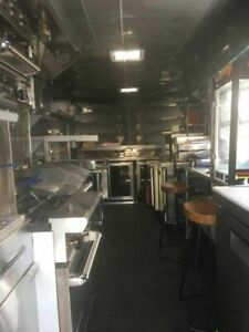 2018 8 5 X 20 Mobile Kitchen Food Concession Trailer For Sale In New York
