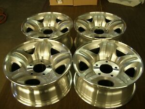 Nos Oem Ford 1998 2003 Expedition F150 Truck Aluminum Wheels 1999 2000 2001 2002