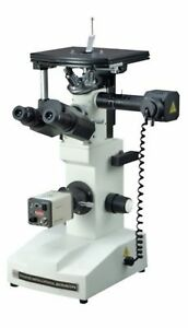 Radical Research 40 2000x Inverted Metallurgical Metallograph Led Reflected L