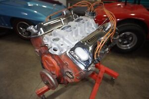1962 Chevrolet 409 409hp Dual Quad Engine 62 Bel Air Impala Ss 3788068 3814690
