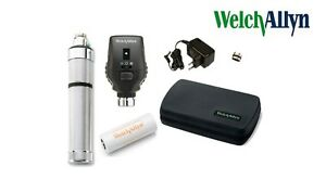 Welch Allyn 3 5v Coaxial Ophthalmoscope nicad Battery Handle ophthalmic Equip