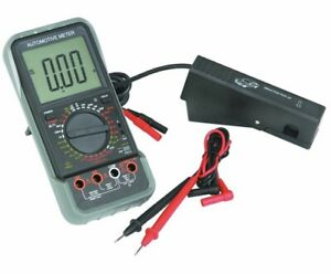 Lcd Automotive Multimeter With Tachometer Kit