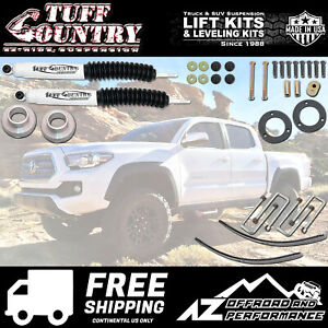 Tuff Country 3 Lift Kit For 2005 2019 Toyota Tacoma 4x4 Prerunner With Shocks