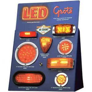 Grote 00931 Led Counter Top Display