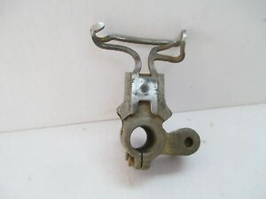 Vintage Antique Singer Treadle Sewing Machine Shuttle Holder Carrier Assembly