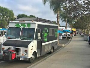 22 Gmc Food Truck For Sale In California