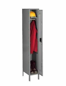 Tennsco Corp 1 Tier 2 Wide Employee Locker