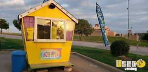 2014 6 5 X 7 Mobile Shaved Ice Concession Stand For Sale In Texas