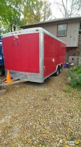 2011 8 X 16 Food Concesion Trailer For Sale In Missouri