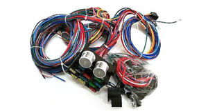 1941 1948 Ford Truck Pickup 12 Circuit Wiring Harness Wire Kit Chevrolet New