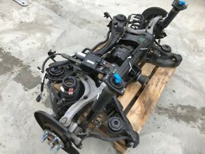 14 Cadillac Cts v Complete Rear Suspension Cradle Differential Diff Axles 28k