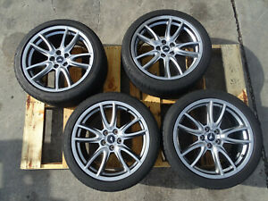 11 12 13 14 Ford Mustang Gt 19 X9 Wheel Wheels Tires Good Used Take Offs
