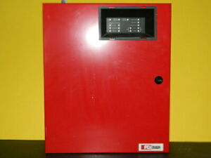 Gamewell Fci Fc 2224 Two Zone Conventional Fire Alarm Control Panel