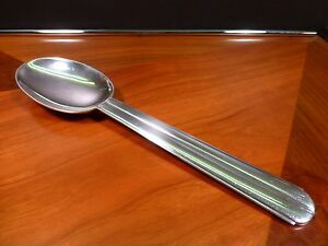 Puiforcat Sterling Biarritz Dinner Spoon 8 Inches Excellant Cond