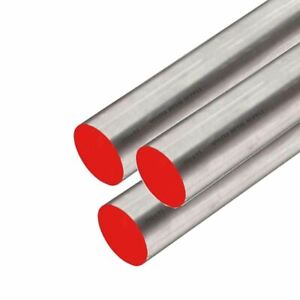 W 1 Tool Steel Drill Rod 0 2720 i X 36 Inches 3 Pack