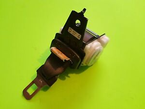 2006 2007 Mazda Speed 6 Rear Middle Center Seat Belt Oem Ms6 Mazdaspeed6 06 07