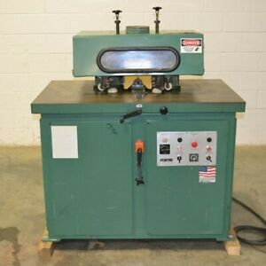 Us Concepts Fas 101 Arch Moulder Shaper Moullding Machine