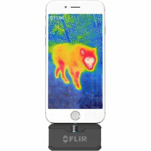 Flir One Pro Thermal Imaging Camera Attachment For Ios 2018 New