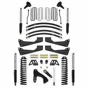 Pro Comp Suspension 6 Inch Stage Ii Lift Kit With Pro Runner Shocks K4178bp