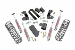 Rough Country 425 20 2 5 Leveling Lift Kit For Ford 80 96 Bronco 4wd