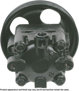 Reman Power Steering Pump Fits 1999 2003 Mazda Protege Protege5 Parts Master A