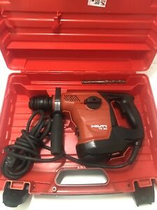 Hilti 120 volt 8 6 Amp Corded Te 30 Sds Plus