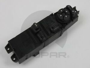 Door Window Switch Fits 2003 2009 Dodge Ram 1500 Ram 2500 Dakota Mopar Brand