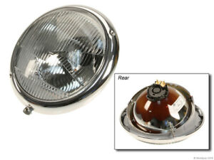Hella Headlight Assembly Fits 1959 1966 Volkswagen Beetle Fbs