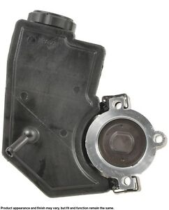 New Power Steering Pump Fits 1996 2003 Jeep Tj Wrangler Cherokee Parts Master A