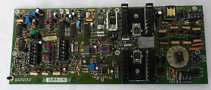 Checkpoint Eas Sentech Multi tag System Ii Transmitter Antenna Main Board Stc636