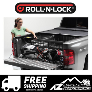 Roll N Lock Cargo Manager Truck Divider For 16 18 Toyota Tacoma 6 Bed Cm531
