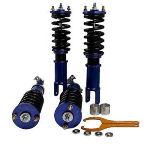 Tuning Coilover For Honda Civic Ek 1996 2000 Coil Suspension Shock Absorbers