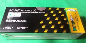 Gc America Dental Fuji Automix Lc Gi Cement Shade A2 New Free Shipping