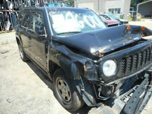 Automatic Transmission 14 Jeep Patriot 6 Speed Fwd 301377