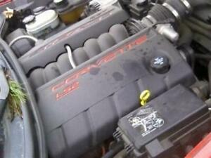 2005 Chevrolet Corvette Ls2 6 0 Liter Engine 400hp 59k Miles W Harness And Ecm